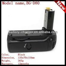 For Nikon Battery Pack D80 D90 Vertical Grip MB-D80 BG-D80 MB-D90 BP-D90 EN-EL3e
