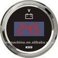 Kf23005 kus digital medidor de voltios, digital medidor de voltaje