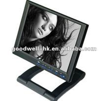 10.4 inch DVI HDMI Touch screen lcd monitors