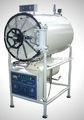 Horizontal cilíndrico autoclave esterilizador com função seca