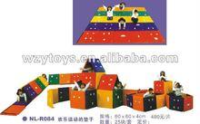 PVC children play centre mat