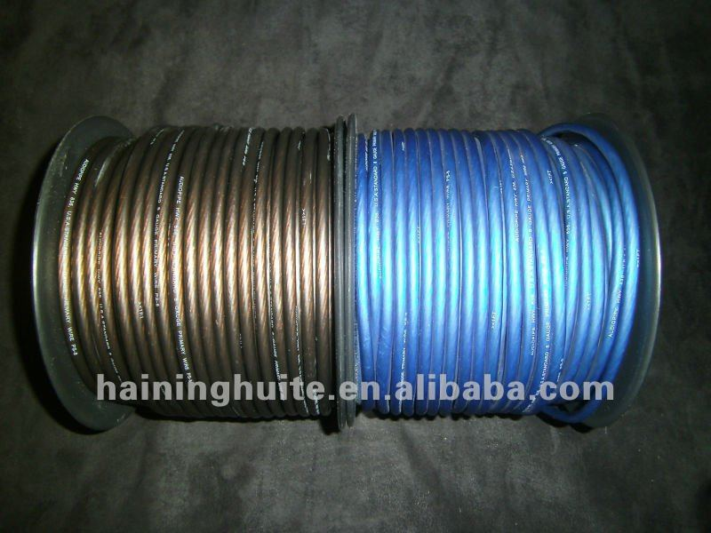 Electrical Wire: Awg Electrical Wire