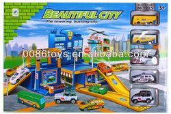 parking lots wholesale diecast cars