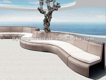 modern hotel modern leisure s shape fabric stainless steel