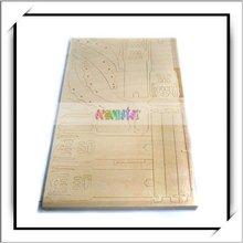 Wholesale 3D Puzzle Bridge Wooden Toy For Children-W6020