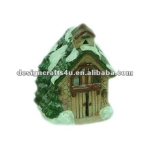 Decorative Christmas Gift Houses Ornament
