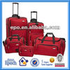 2013 lightweight hot-selling 5-piece handbag travel set bag