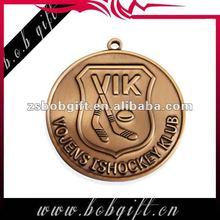 custom shouttingsports hot medal for ice hockey