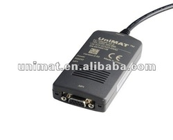 UN PC/MPI Serial-port PLC Adapter,connect S7-300 PLC and HMI