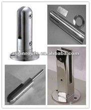 stainless steel glass pool fencing/glass spigot