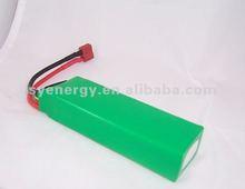 2600MAh 7.4V 25c lipo batteries for ALIGN airplane