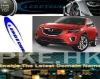 Remote keyless starter car alarm system keyless entry system smart start stop button for Toyota Prado
