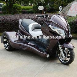 EEC Three Wheels Motorcycle.Jinling 300CC Motorcycle