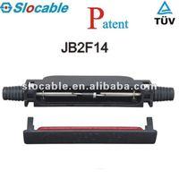 BIPV 2 rail PV solar Junction Box