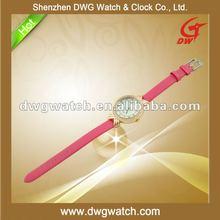 Fashion Slim Leather Watch for Female DWG--L0290-1