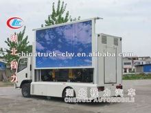 Good effect P10/P16/P20 full color outdoor truck led 2012