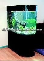 Acrylic Seaclear Bullnose/bullet Aquariums Acrylic Fish Tank