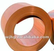 High precision rolled T2 copper foil