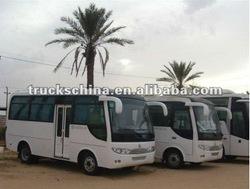 Zhongtong 23+1 seats lck6660D Luxury Coach Bus mini-bus