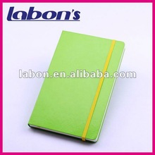stationery diary notebook notepad with elastic