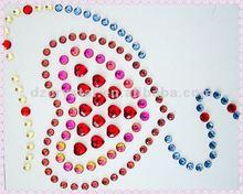 2012 fashion hotfix crystal rhinestones,flat back beads