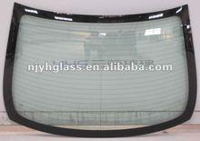 Auto Safety Glass, Car Windscreen, Windshield, Laminated Glass