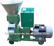 2012 hot selling flat die bio fuel pellet forming mill / machine in China