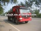 ZZ3317N3067C1 HOWO EGR 8x4 12-wheel dump truck