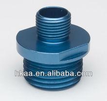 special custom color anodized aluminum connecting m8 screw dimensions