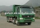 Sinotruk Electric control EGR Dump truck ZZ3317N3267C1