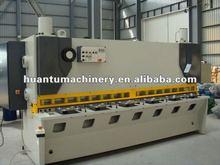 QC12Y-20X2500 Hydraulic CNC ms sheet cutting machine