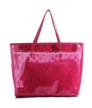 New Handbag Fashion Bag Zipper Flower