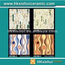 2012 hot bright green floor tiles