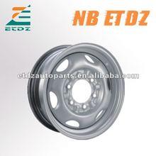16 inch 5x114.3 Steel Wheel steel rim for Passenger Car