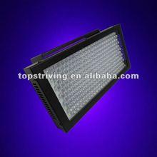 288*10mm high MCD uv led black lighting color strobe effect dimmer dmx disco/dj/night club black light