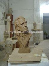 Fiberglass Sculpture as decoration art made in China