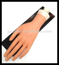 nails artificial hand