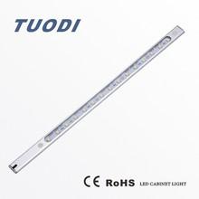 TDL-5016 aluminum led under cabinet strip lights 12v 3w china ce RoHs