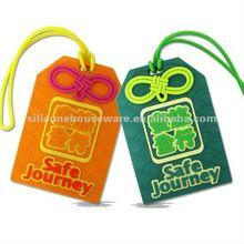 Amulet Luggage Tag - Safe Journey