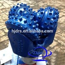 "oil well drilling tool alloy steel HJ537 kingdream 12 1/4"" hard rock rock roller cone bits"