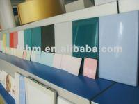 BTC340R BTC245 color coated enamel sheet BAO Steel
