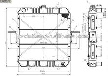 nissan UD truck radiator