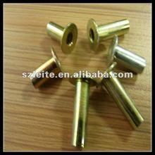 bronze copper brass tubular rivet/rivets