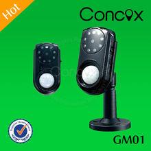Indoor wireless alarm with camera/monitor online Concox GM01