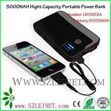 2012 New Products 5000MAH High Capacity Portable Hydraulic Power Units