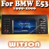 WITSON CAR RADIO 3G DVD GPS FOR BMW X5 E53 High Quality