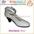 Zapatos del alto talón para los niños