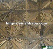 Prefinished Parquet Ash Wood Flooring
