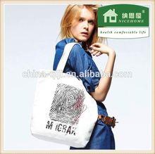 printing packing shopping jute bag