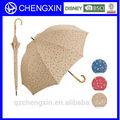 Guarda-chuva de bambu japonesa, guarda-chuvas características populares